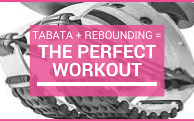 The Perfect Workout: Tabata + Rebounding